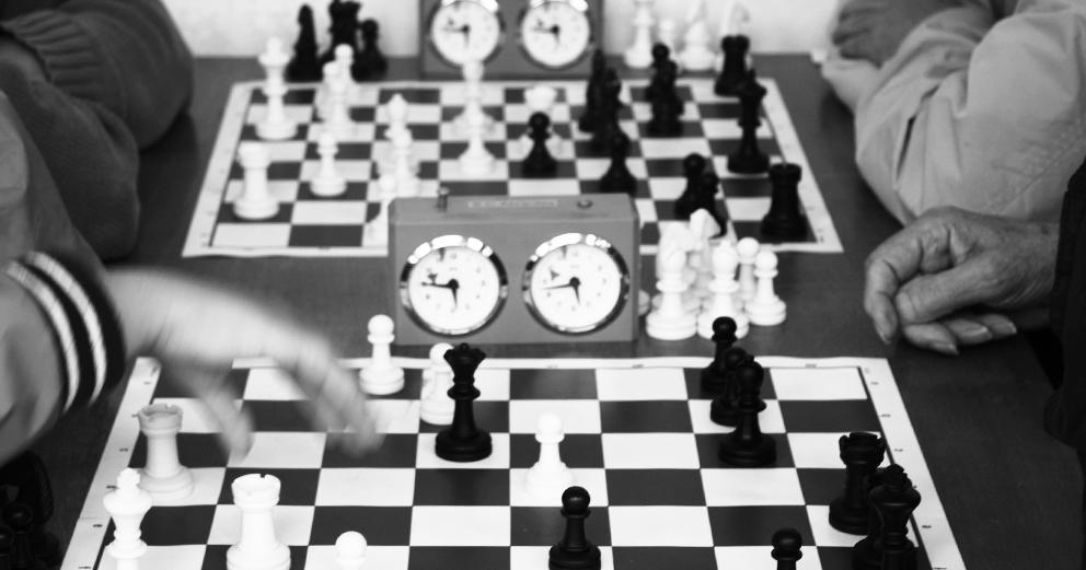 Torneio de xadrez